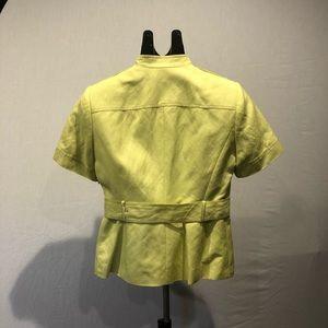 Tahari Arthur S. Levine Petite Skirt Suit